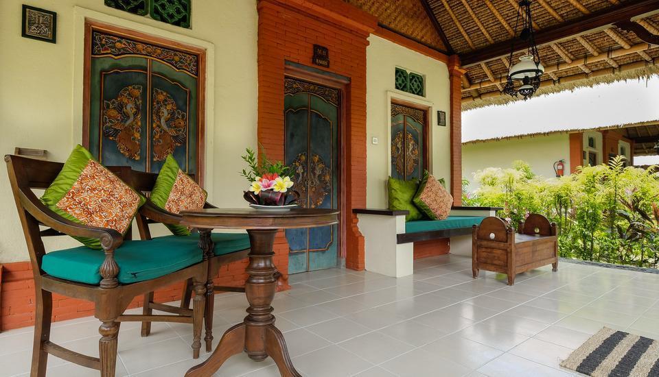 Taman Sari Bali Resort Bali - Deluxe Bungalow Regular Plan