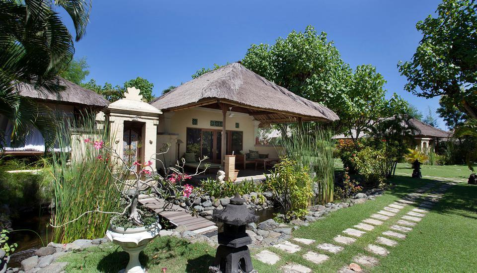 Taman Sari Bali Resort Bali - Suite Ocean View Room Only Last Minute Promo