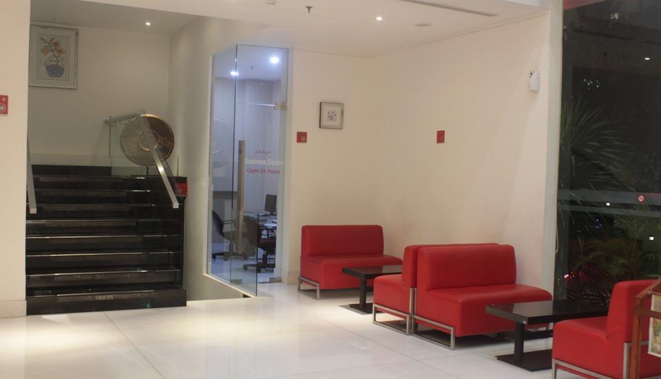 Redstar Hotel Jakarta - Lobby
