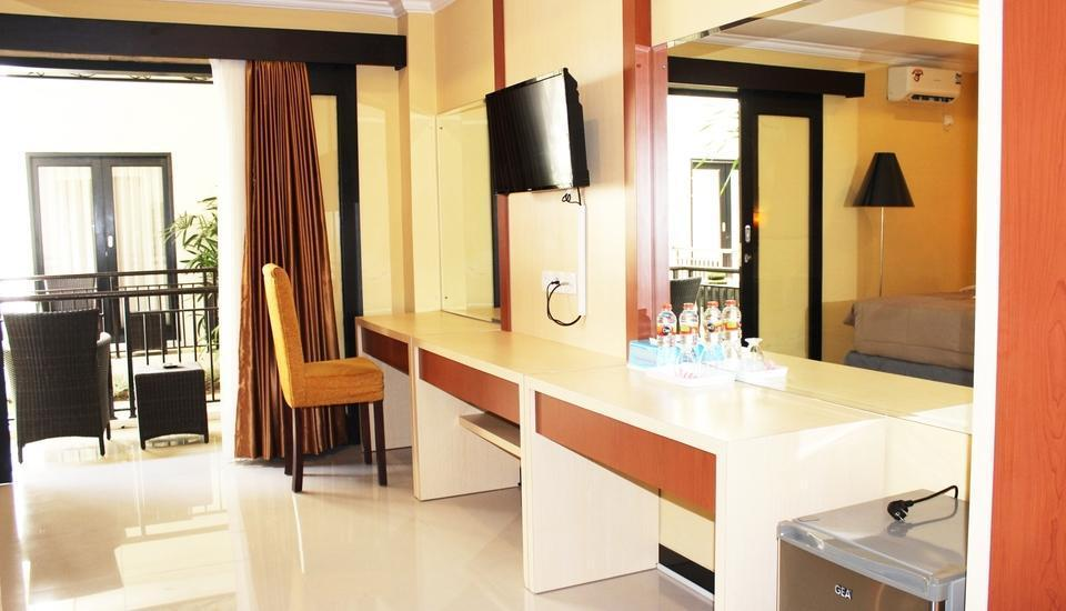 Sylvia Bali Suite Residence Bali - Deluxe dengan sarapan Regular Plan