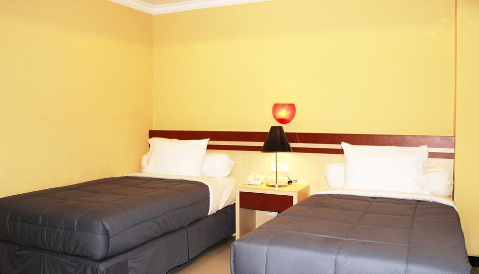 Sylvia Bali Suite Residence Bali - Superior dengan sarapan Regular Plan