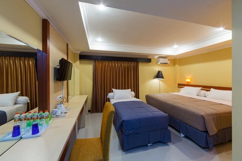 Sylvia Bali Suite Residence Bali - Triple Room Only Regular Plan