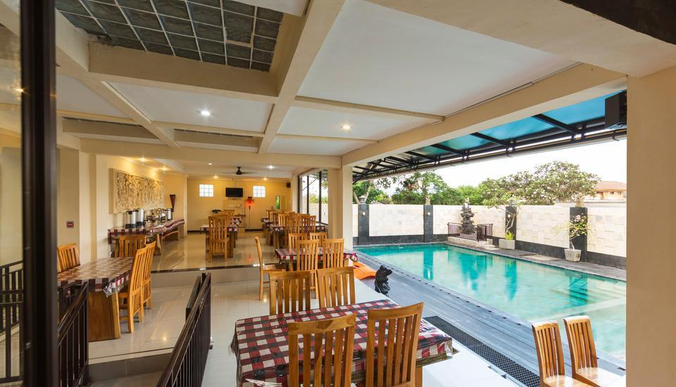 Sylvia Bali Suite Residence Bali - Interior
