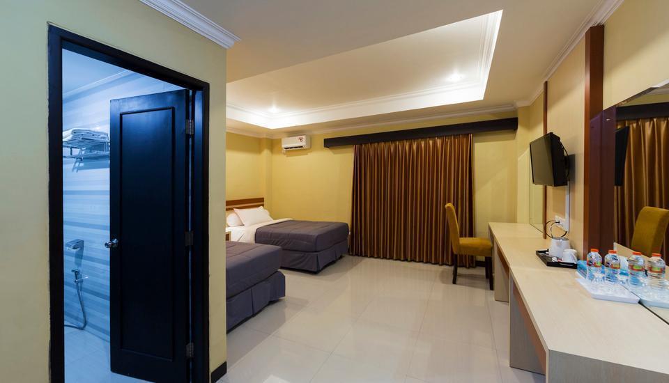 Sylvia Bali Suite Residence Bali - Kamar tamu