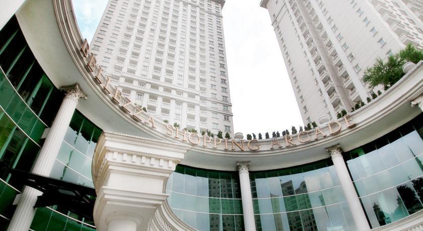 The Bellezza Suites Jakarta - bangunan