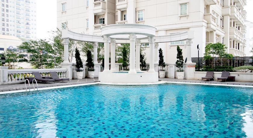 The Bellezza Suites Jakarta - Kolam Renang