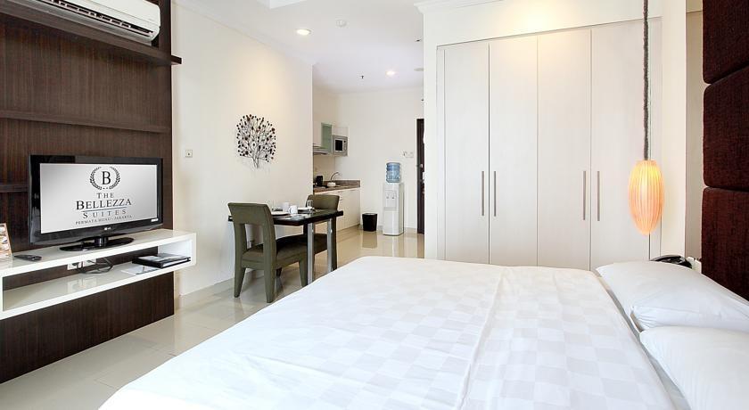 The Bellezza Suites Jakarta - Kamar