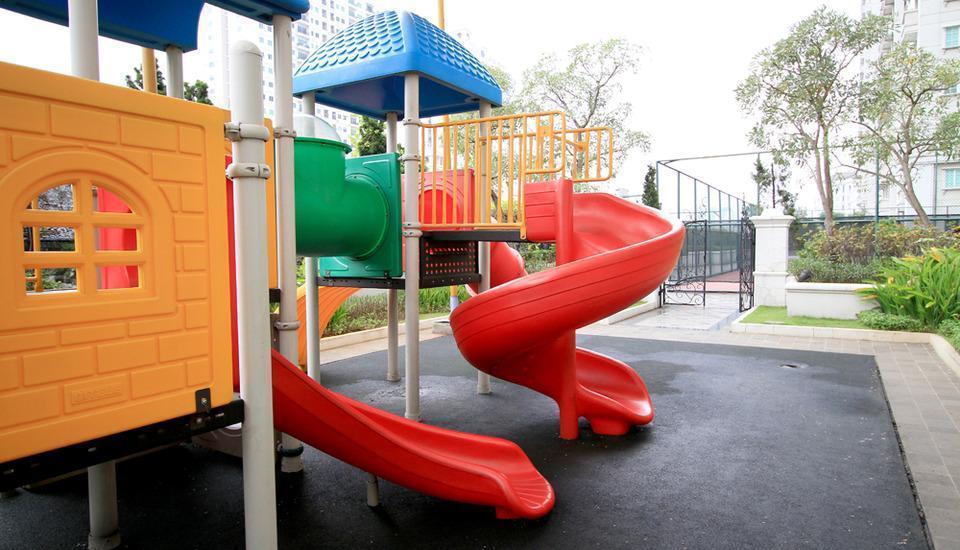 The Bellezza Suites Jakarta - Area bermain anak