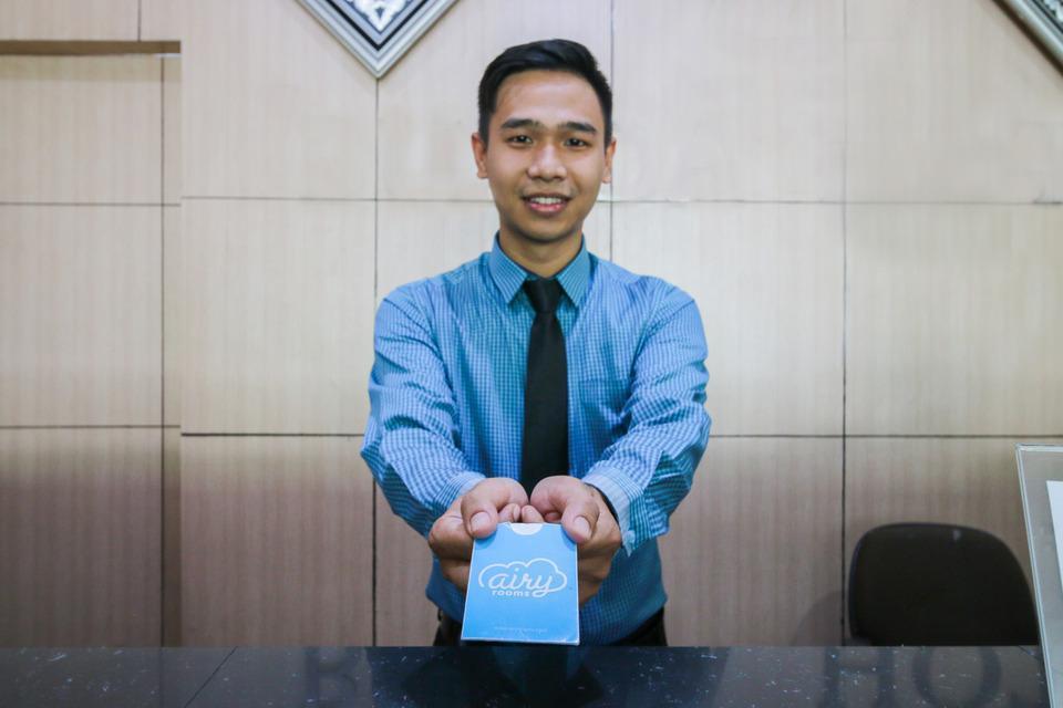 Airy Syariah Padang Barat Bundo Kanduang 19 - Reception