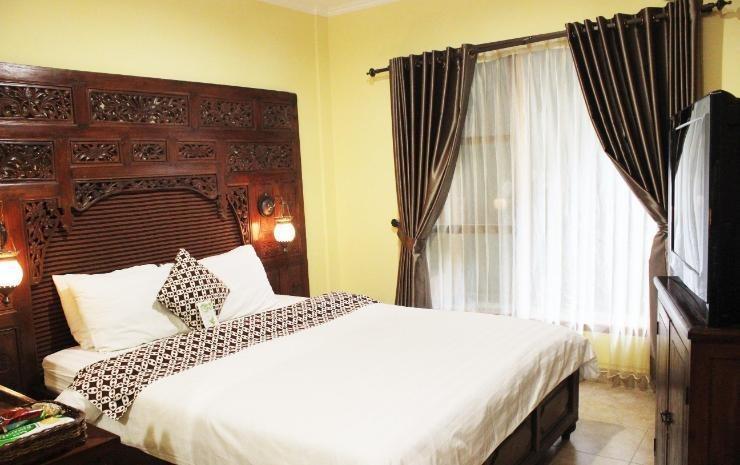 Rumput Hotel Yogyakarta - Kamar Illalang
