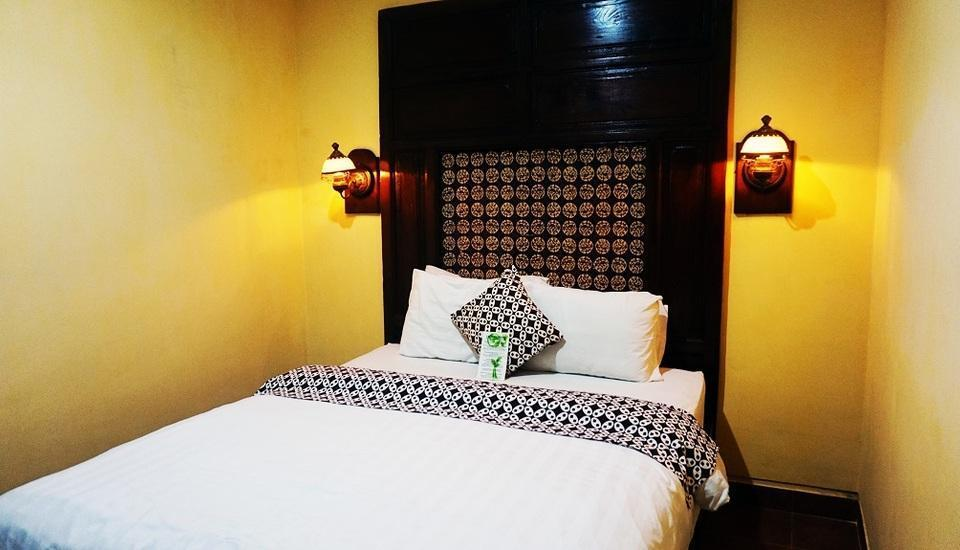 Rumput Hotel Yogyakarta - kamar