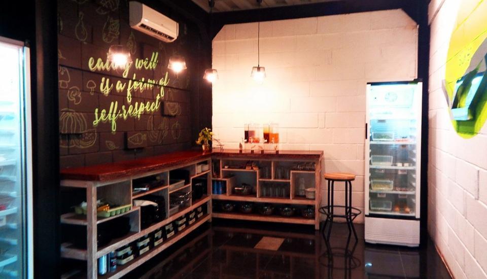 Rumput Hotel Yogyakarta - Restoran