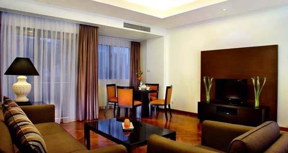 Aston Kuningan Suites Hotel Jakarta - Ruang Tamu - Two Bedroom