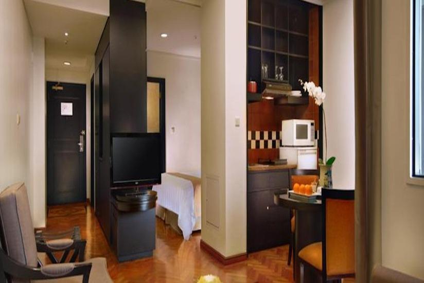 Aston Kuningan Suites Hotel Jakarta - Interior