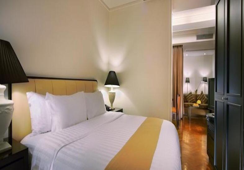 Aston Kuningan Suites Hotel Jakarta - Kamar tamu