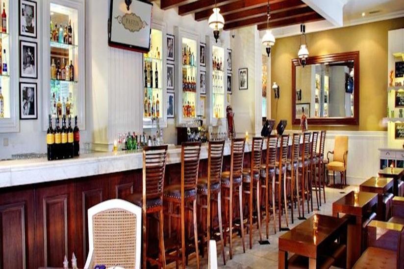 Aston Kuningan Suites Hotel Jakarta - Restoran