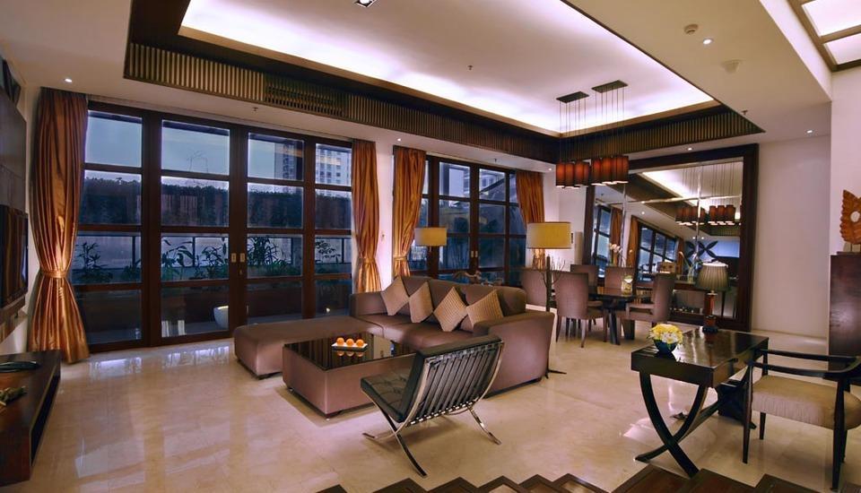 Aston Kuningan Suites Hotel Jakarta - Fasilitas