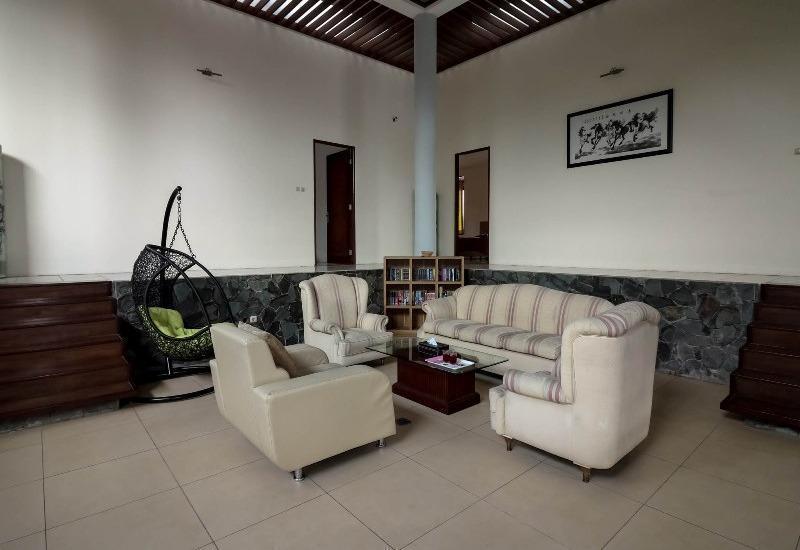 NIDA Rooms Kaliurang 20 Pakem Yogyakarta - Pemandangan Area