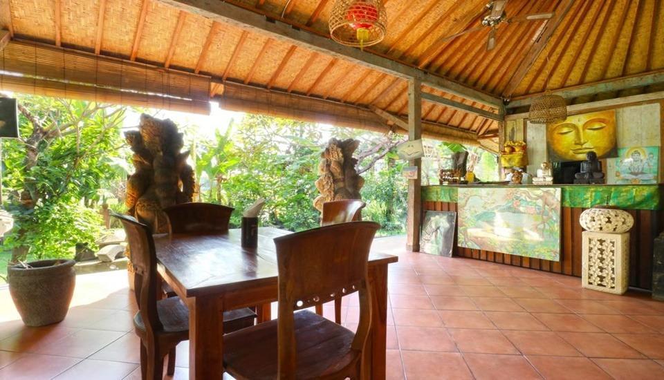 Di Uma Residence Hotel Bali - Restaurant