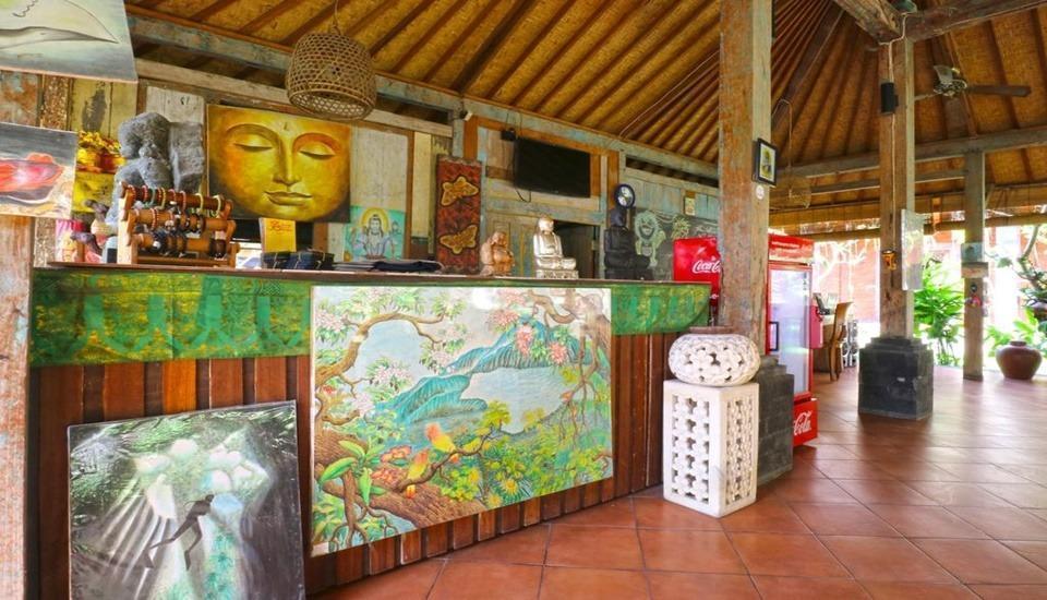 Di Uma Residence Hotel Bali - Lobby