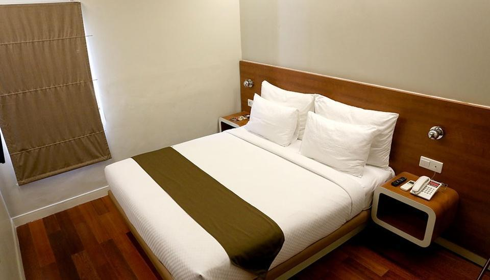 Citihub Hotel at Sudirman Surabaya - Standard King Regular Plan