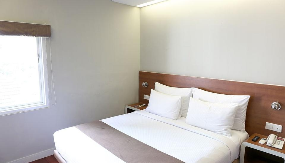Citihub Hotel at Sudirman Surabaya - Standard King Room Only Regular Plan