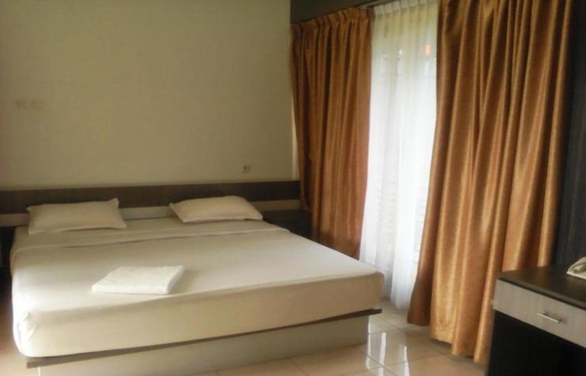 Sapadia Villa Balige Balige - Deluxe Room Regular Plan