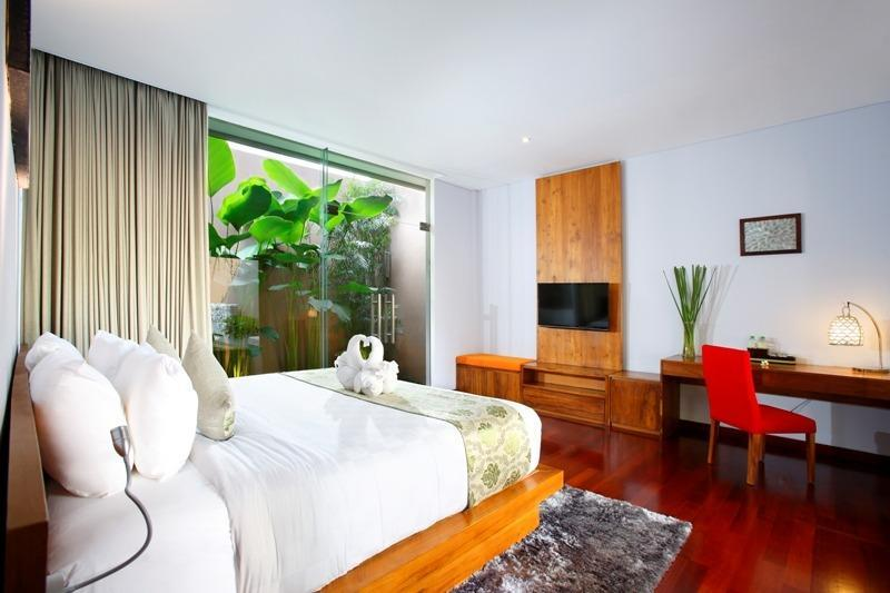The Kasih Villas & Spa Bali - Fasilitas Kamar