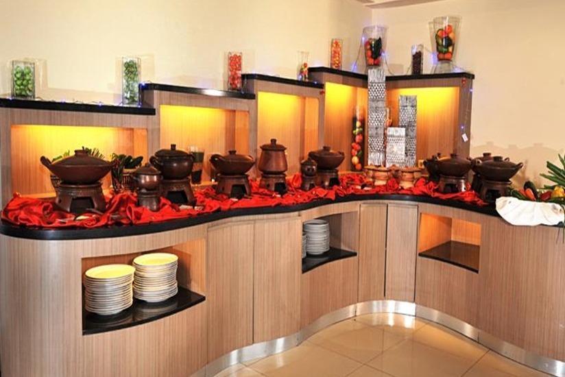 Palace Hotel Cipanas - Restoran