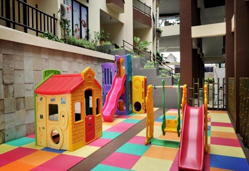 Palace Hotel Cipanas - Taman Bermain Anak