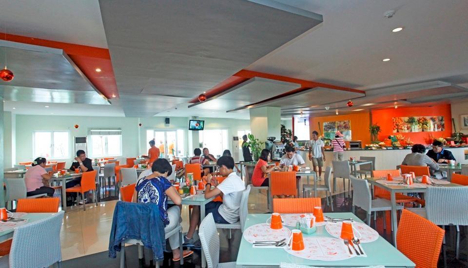 HARRIS Hotel Kuta - Cafe