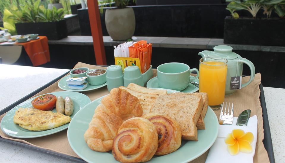 HARRIS Hotel Kuta - Sarapan