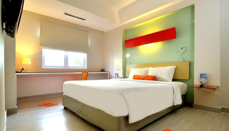 HARRIS Hotel Kuta - Main Bed 2 Bedroom residences