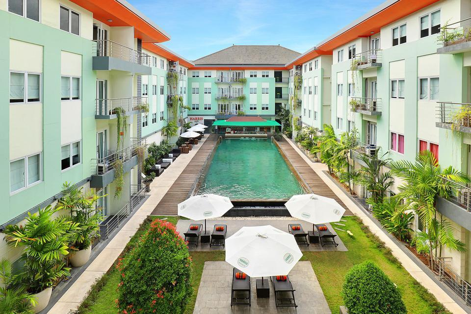 HARRIS Hotel Kuta - Main Pool