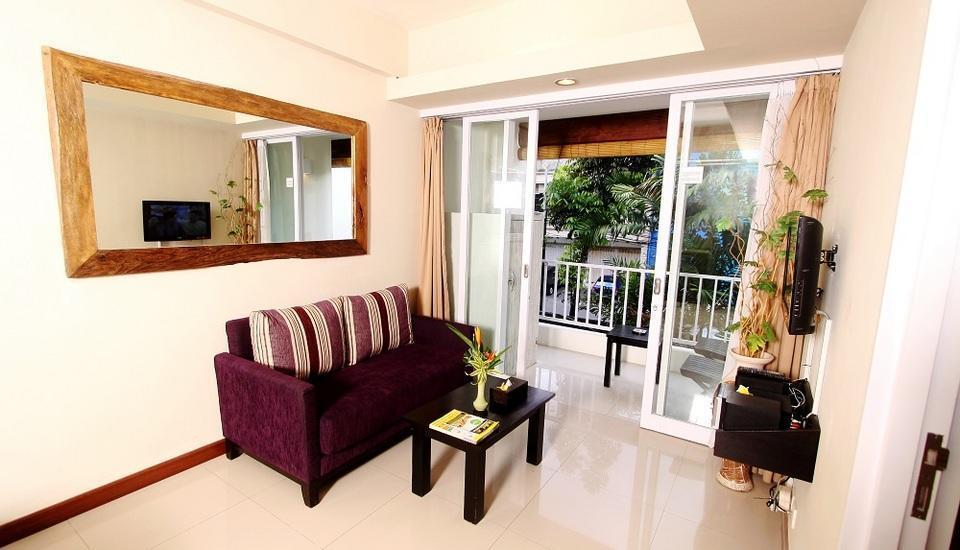Tanjung Apartement Bali - Apartement Room