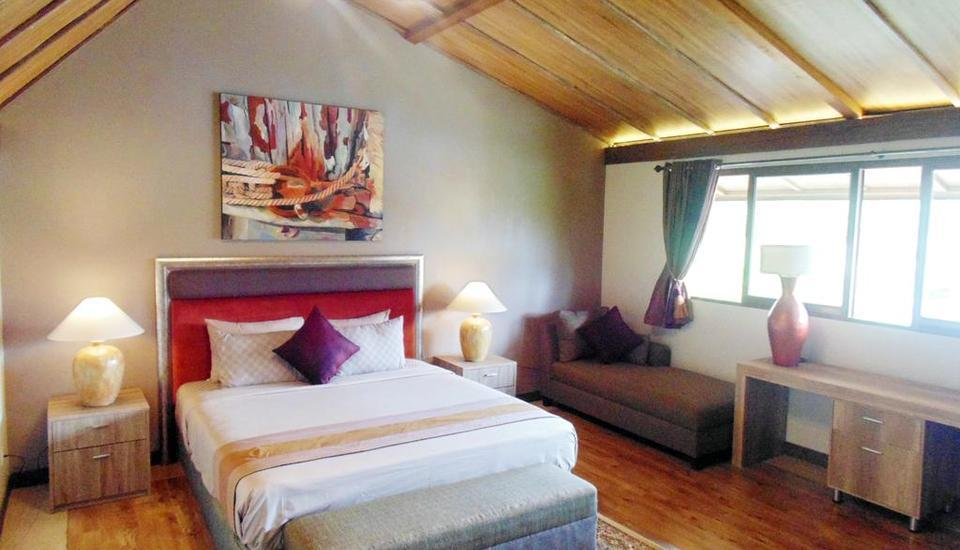 Puri Sabina Bed and Breakfast Bali - Standard Room Basic Deal 25%