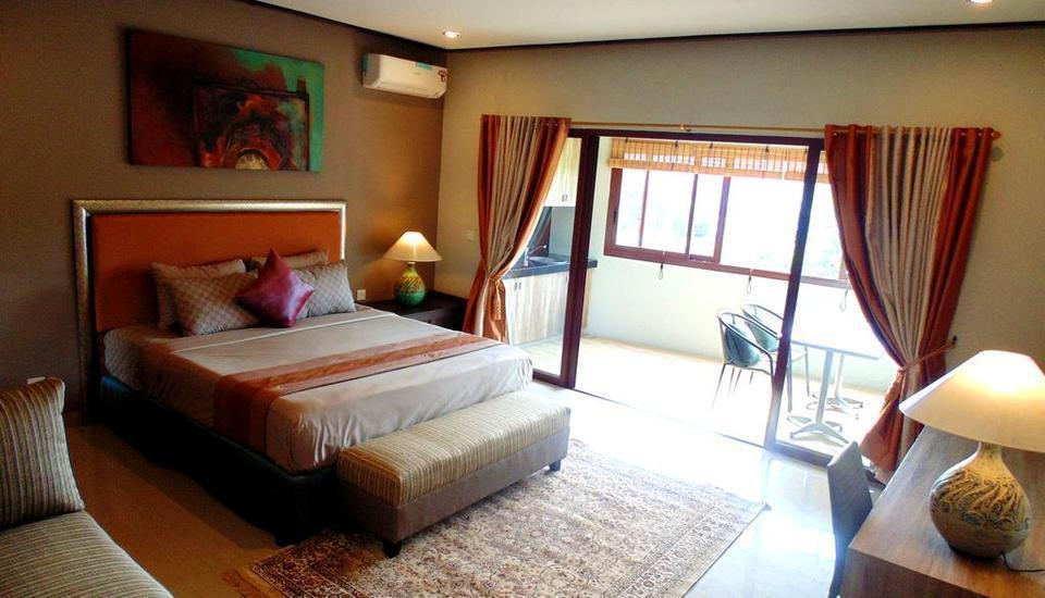 Puri Sabina Bed and Breakfast Bali - Deluxe Room Last Minute