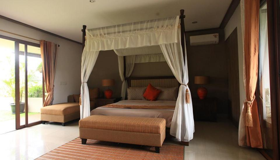 Puri Sabina Bed and Breakfast Bali - Jacuzzi Suite #WIDIH - Weekend Promotion Pegipegi