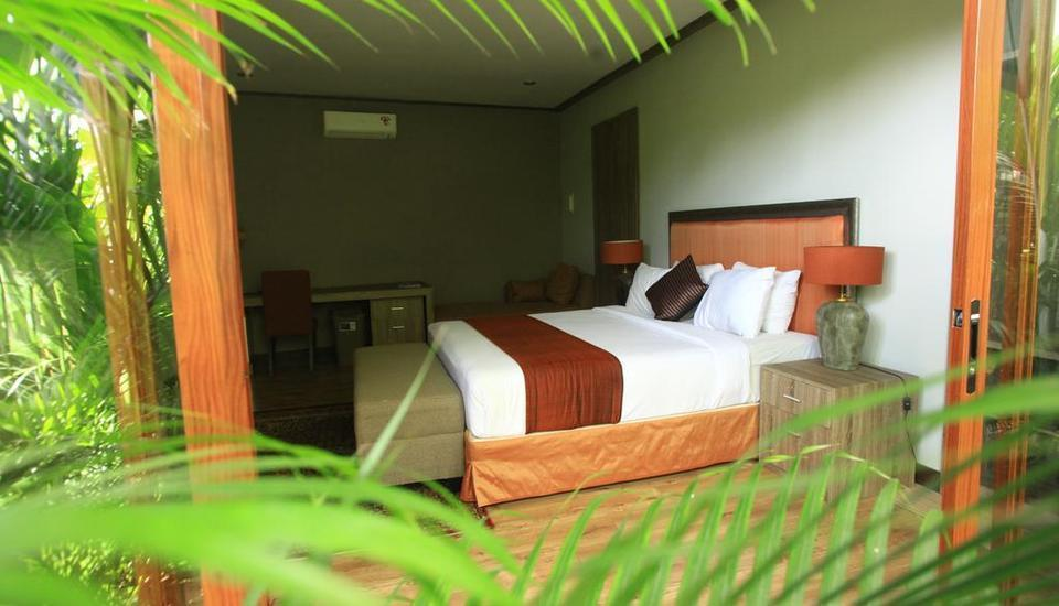 Puri Sabina Bed and Breakfast Bali - Garden View Room #WIDIH - Weekend Promotion Pegipegi