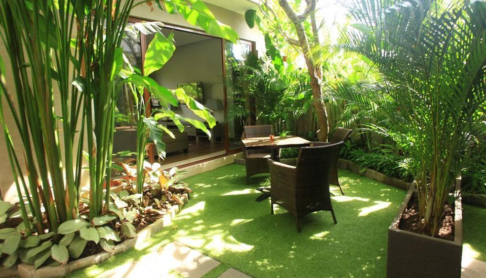Puri Sabina Bed and Breakfast Bali - Garden View Twin #WIDIH - Weekend Promotion Pegipegi