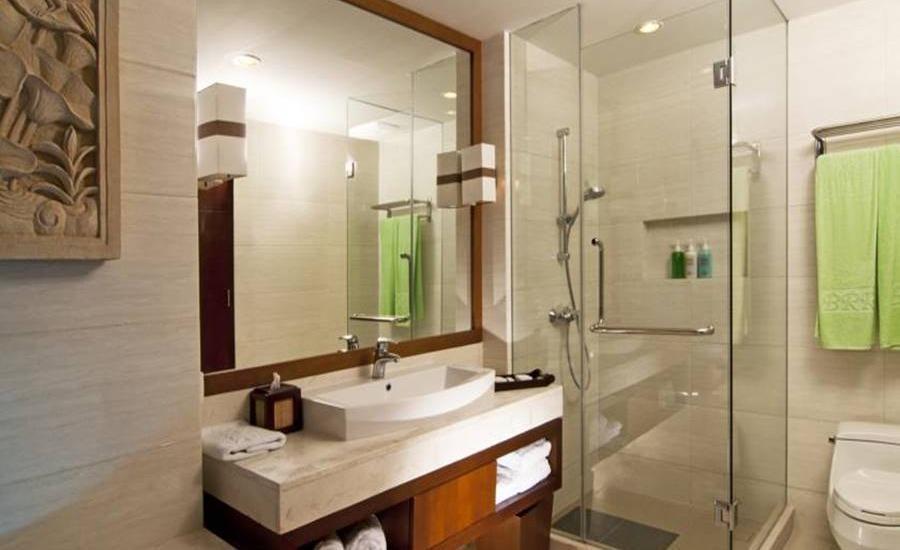 Bali Relaxing Resort Bali - Kamar mandi