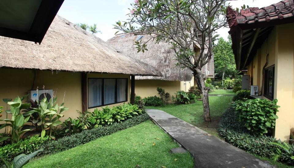 Puri Dalem Hotel Bali - Di sekitar Hotel