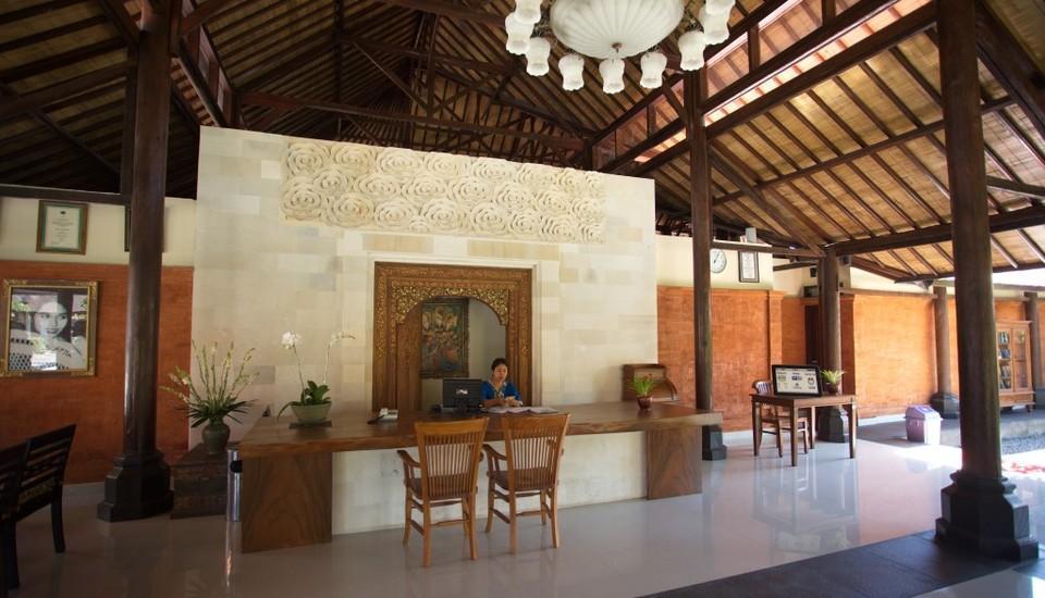 Puri Dalem Hotel Bali - Lobi