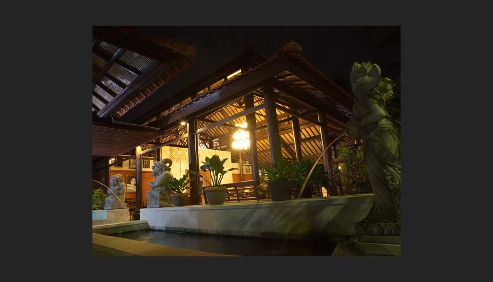 Puri Dalem Hotel Bali - Lobby