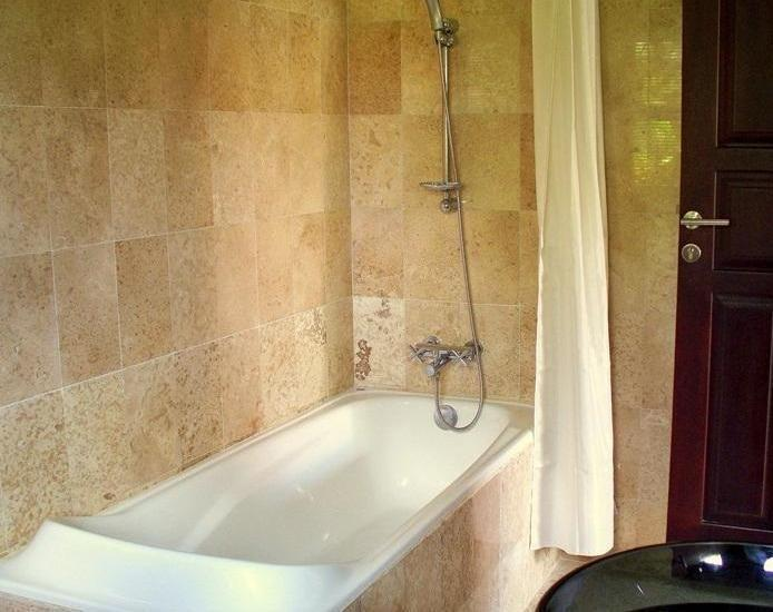 Benoa Quay Harbourside Villas Bali - Bathroom