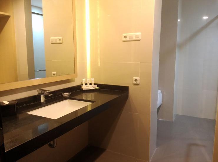Horison Hotel Sukabumi by MGM Sukabumi - wastafel