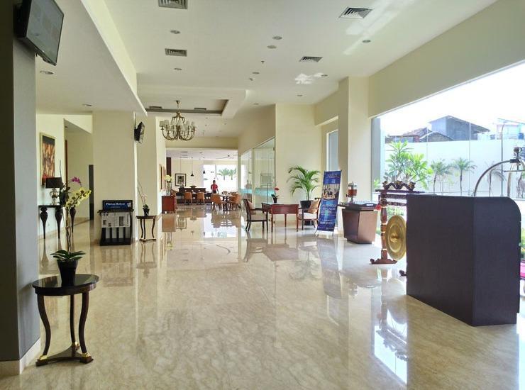 Horison Hotel Sukabumi by MGM Sukabumi - Lobi