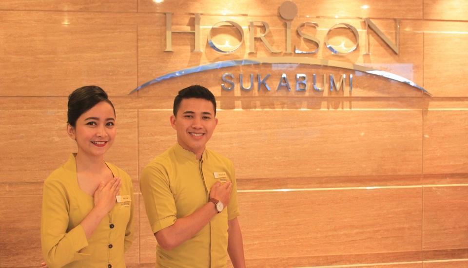 Horison Hotel Sukabumi by MGM Sukabumi - Reception