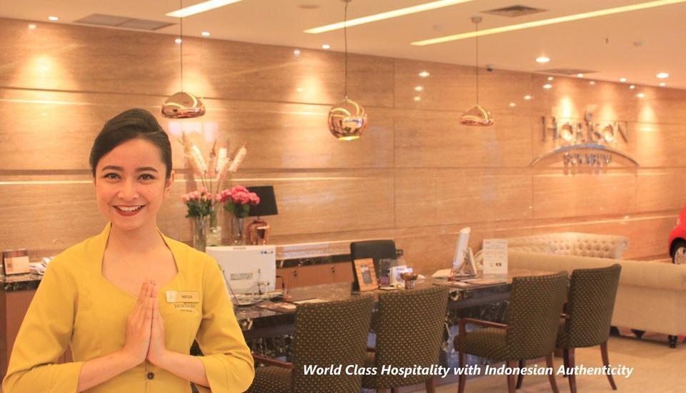 Horison Hotel Sukabumi by MGM Sukabumi - Front Desk