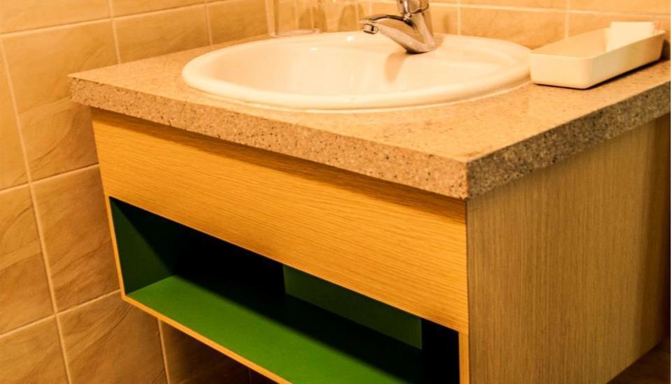 Hotel Royal Park Samarinda - Kamar mandi